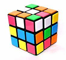Rubix Cube. by Jemma Justice