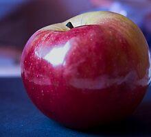 Red Apple by Slavi Barnev