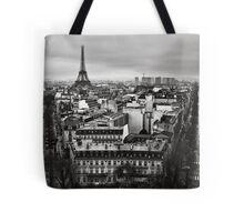 Paris cityscape II Tote Bag
