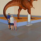 """Museum II (T-Rex)"" by Jason Moad"