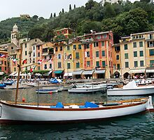 Portofino the Beautiful ! by Ralph Angelillo