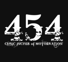 454 MOTORVATION by PETER CULLEY