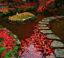 Butchart Gardens 22 by James Birkbeck