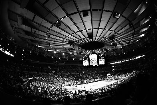 Madison Square Garden by Darren Findlow
