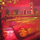 'Fountains Abbey' by Martin Williamson (©cobbybrook)