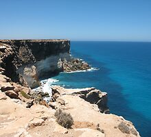 Top of the Great Australian Bight by hageyamasan