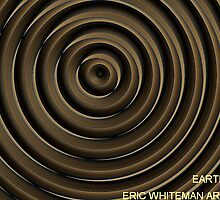 ( EARTH )  ERIC WHITEMAN  ART  by eric  whiteman