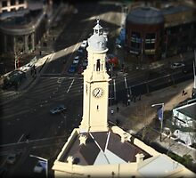 Mini North Sydney by George  Kaye