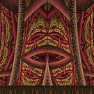 The Sultan's bedchamber by UltraGnosis