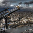 The Eiffal Tower. by phil tobin
