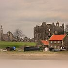lindisfarne priory - by chris2766