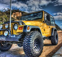 Jeep Wrangler by Michael Tuni