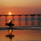Saltburn at Sundown by dougie1page2