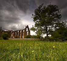 Bolton Abbey by Jeanie