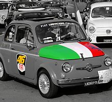 500 - Un mito italiano by Bru66