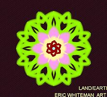( LAND EARTH  ) ERIC WHITEMAN ART  by eric  whiteman