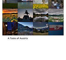A Taste of Austria by Stefan Trenker