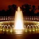 Washington DC - WWII Memorial by bkphoto