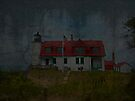 Point Betsie Lighthouse by Shelly Harris