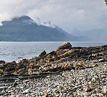 Loch Scavaig 2 by WatscapePhoto