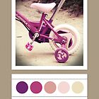 Girls bike dream colors... by polaroids