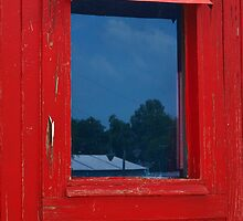 A Peeling Window by Richard G Witham
