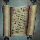 Torah-The Jewish Bible by JeffeeArt4u