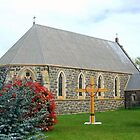 St Augustine's Catholic Church Longford Tasmania by wiccanrider