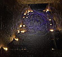 Purple Splash by enigmatic
