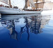 Europa's Reflections by Lucy Hollis