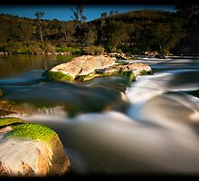 Bells Rapids by Richard Barry