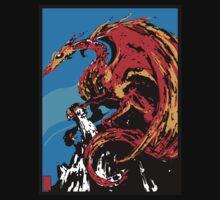 The Dragon of Sam's Town by Matt Thurston