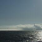 The Golden Gate Fog by Graham Deeprose