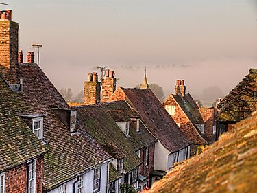 Eary Morning Fog - Rye East Sussex by NeilAlderney
