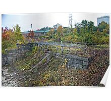 the Old Floodgate Poster