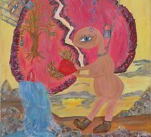 Eye Of Judgement by Mikki Alhart