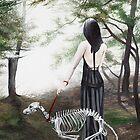 Forest of the Risen Dead by Susan Van Sant