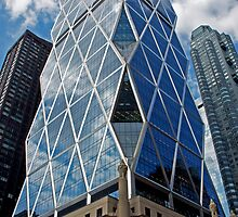 Hearst Building by Jeff Blanchard