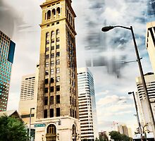 Clocktower - Denver by Luca Renoldi