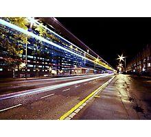 St Vincent Street Photographic Print