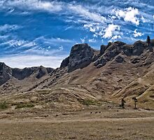 Te Mata Peak, Hawke's Bay, New Zealand by BS6 Photography