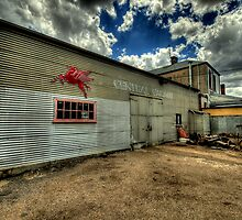 Old Style Service - Clunes, Victoria - The HDR Experience by Philip Johnson