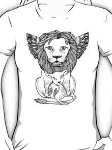 Lion and Lamb Tee T-Shirt