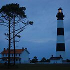 Bodie Lighthouse by Sandy Woolard