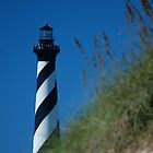 Hatteras Lighthouse by Sandy Woolard