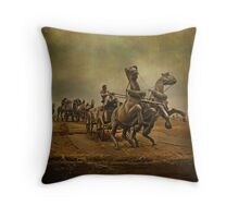 The Precipice' Edge Throw Pillow