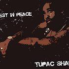 Tupac Shakur by JBPhotographs