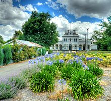 Something In Common - Clunes, Victoria - The HDR Experience by Philip Johnson