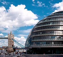 City Hall, London, United Kingdom by jmhdezhdez