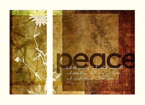 Peace | Philippians 4:7 by Dallas Drotz